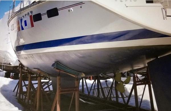Used Hunter 405 Legend Sloop Sailboat For Sale