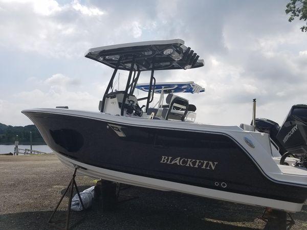 New Blackfin 212 CC Center Console Fishing Boat For Sale