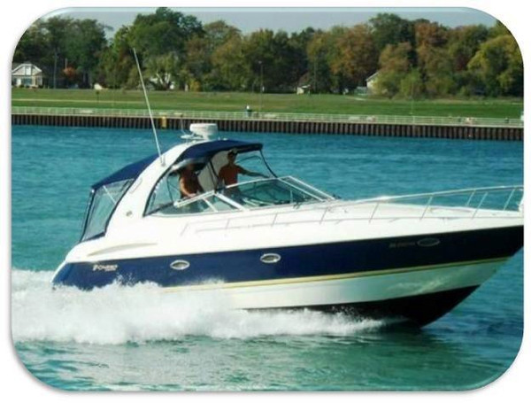 Used Cruisers Yachts 370 Express Cruiser Boat For Sale