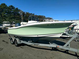 Used Sea Hunt Triton 207 Center Console Fishing Boat For Sale