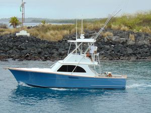 Used Custom D&A FB Sportfisher Sports Fishing Boat For Sale