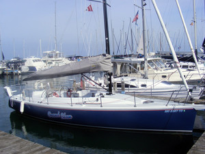 Used Robert Perry Custom 36 FT Sloop Sailboat For Sale