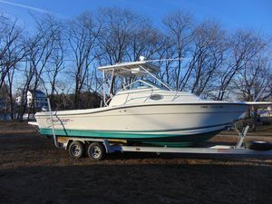 Used Sportcraft 252 Fishmaster Sports Fishing Boat For Sale