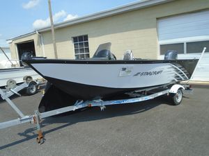 New Starcraft Stealth 166 SCStealth 166 SC Aluminum Fishing Boat For Sale