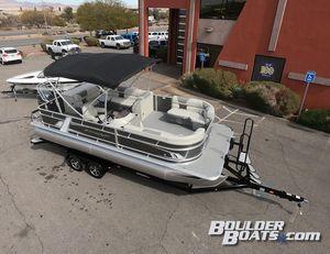 New Starcraft EX 22 CEX 22 C Pontoon Boat For Sale