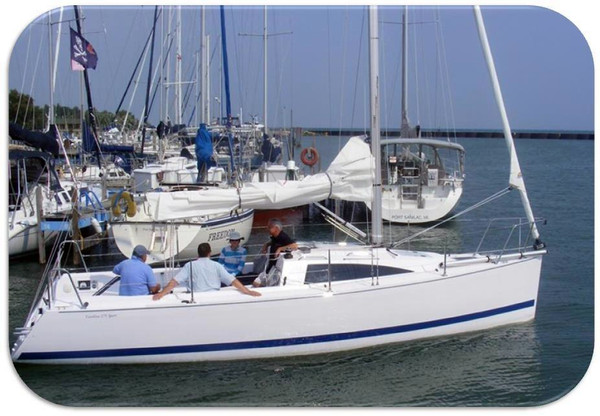 New Catalina 275 Sport IN Stock Option Racer and Cruiser Sailboat For Sale