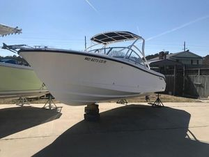 Used Edgewater 245 CX Cruiser Boat For Sale