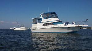 Used Trojan 12 Meter Aft Cabin Boat For Sale