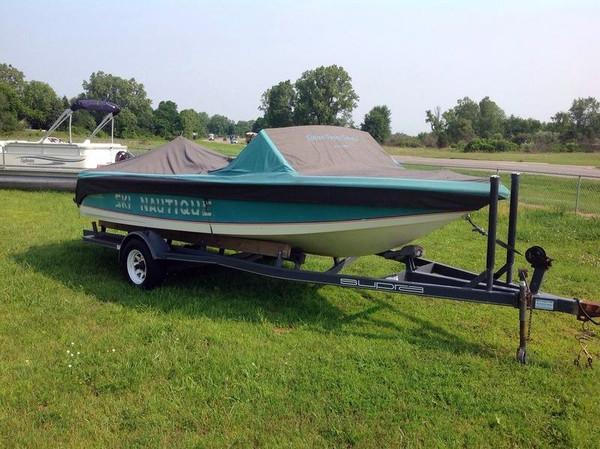 Used Correct Craft Ski Nuatique Ski and Fish Boat For Sale