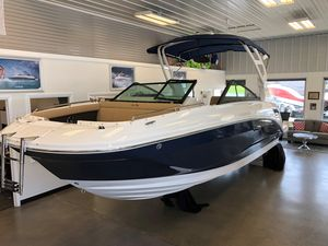 New Sea Ray SDX 250 High Performance Boat For Sale