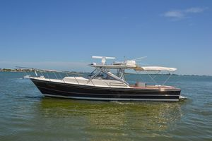 Used Black Watch 36 Express Cruiser Boat For Sale