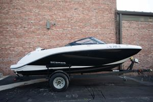 Used Scarab 195 H.O.195 H.O. Jet Boat For Sale