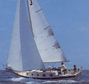 Used Pacific Seacraft Orion Cruiser Sailboat For Sale