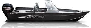 New Lund 1625 Fury XL Sport1625 Fury XL Sport Aluminum Fishing Boat For Sale