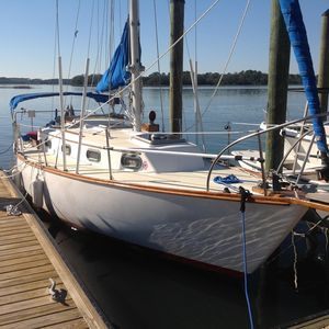 Used Cape Dory 28 Racer and Cruiser Sailboat For Sale