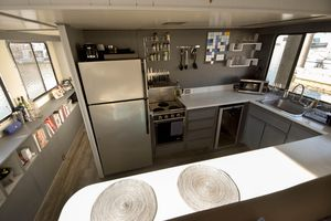 Used Houseboat Hilburn House Boat For Sale