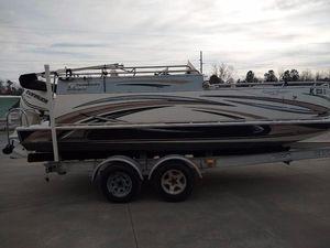 Used Carolina Skiff Fun ChaserFun Chaser Deck Boat For Sale