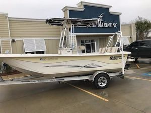 Used Carolina Skiff 198 DLV198 DLV Saltwater Fishing Boat For Sale