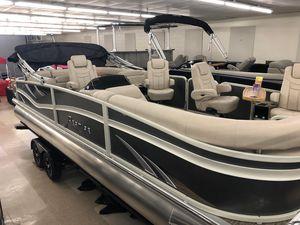 New Premier 250 Grand Majestic RF250 Grand Majestic RF Pontoon Boat For Sale