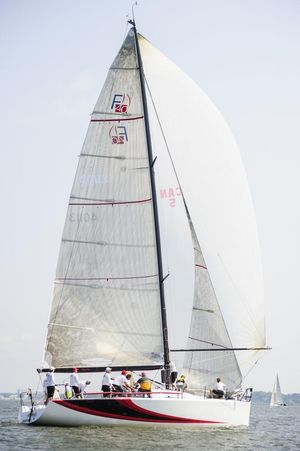 Used Watercraft FARR 40 Racer and Cruiser Sailboat For Sale