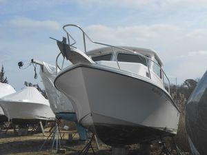 Used Parker 2520 XLD Sport Cabin Cruiser Boat For Sale