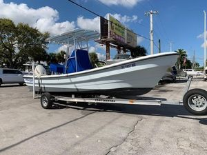 Used Panga 22LX Center Console Fishing Boat For Sale
