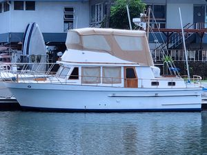 Used Chb TRI- Cabin Trawler Boat For Sale