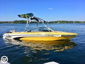 Used Malibu LXI Response Ski and Wakeboard Boat For Sale
