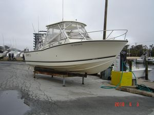 Used Carolina Classic 25 Express Sports Fishing Boat For Sale