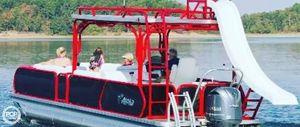 Used Aloha Pontoon 260 Upper Sundeck Pontoon Boat For Sale
