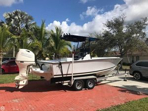 Used Fitz 21 CC Center Console Fishing Boat For Sale