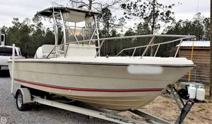 Used Pursuit 2100 Center Console Fishing Boat For Sale