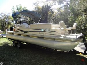 Used Sun Tracker Party Barge 24 Classic Pontoon Boat For Sale