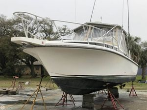 Used Performer 32 Sports Fishing Boat For Sale