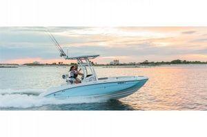New Yamaha 210 FSH SPORT210 FSH SPORT Center Console Fishing Boat For Sale