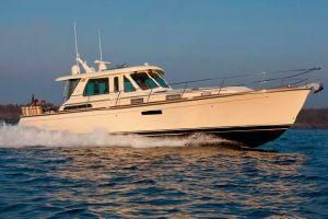 New Sabre 48' Salon Express Cruiser Boat For Sale