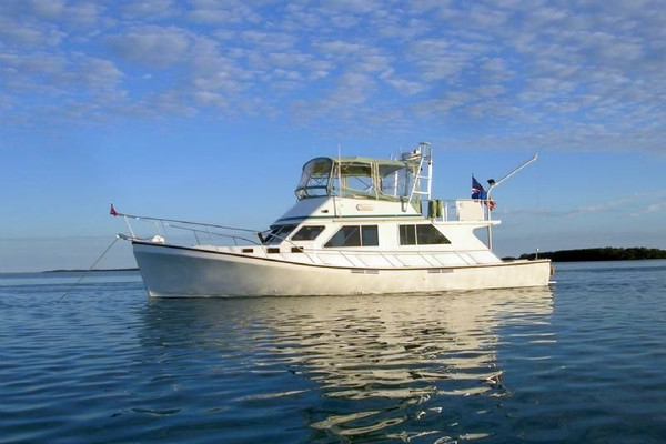 Used Provincial Marine 42 Downeast Trawler Boat For Sale