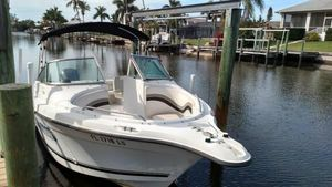 Used Seaswirl Striper 2101 Dual Console OB Cruiser Boat For Sale
