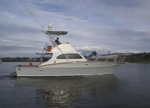Used Breuil 36 SportFish Saltwater Fishing Boat For Sale