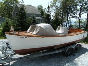 Used Hodgdon 24 Center Console Fishing Boat For Sale