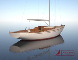 New Custom Rockport Marine Sloop Sailboat For Sale