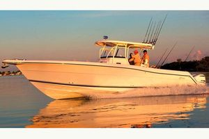 New Stamas 390 Tarpon Center Console Fishing Boat For Sale