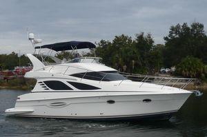 Used Silverton 38 Sport Bridge Motor Yacht For Sale