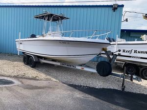 Used Angler 22 Center Console22 Center Console Center Console Fishing Boat For Sale