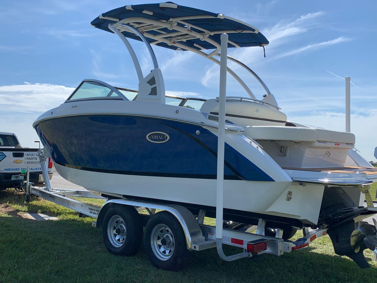 2019 New Cobalt R3R3 Bowrider Boat For Sale - Clermont, FL