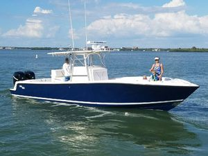 Used Seavee 34 Center Console Fishing Boat For Sale