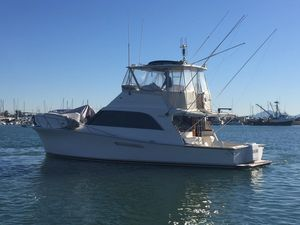 Used Ocean Flybridge Converible Convertible Fishing Boat For Sale