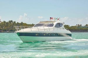 Used Tullio Abbate Primatist Express Cruiser Boat For Sale