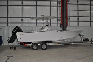 Used Seacraft 23 Center Console Fishing Boat For Sale