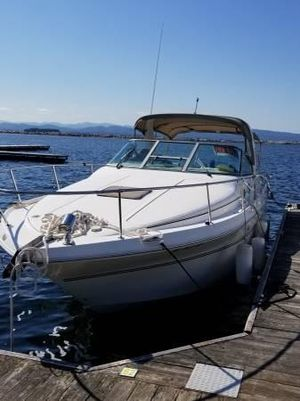 Used Sea Ray 290 Express Cruiser Boat For Sale